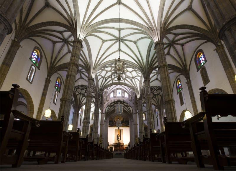 canaria καθεδρικός ναός gran στοκ φωτογραφία με δικαίωμα ελεύθερης χρήσης