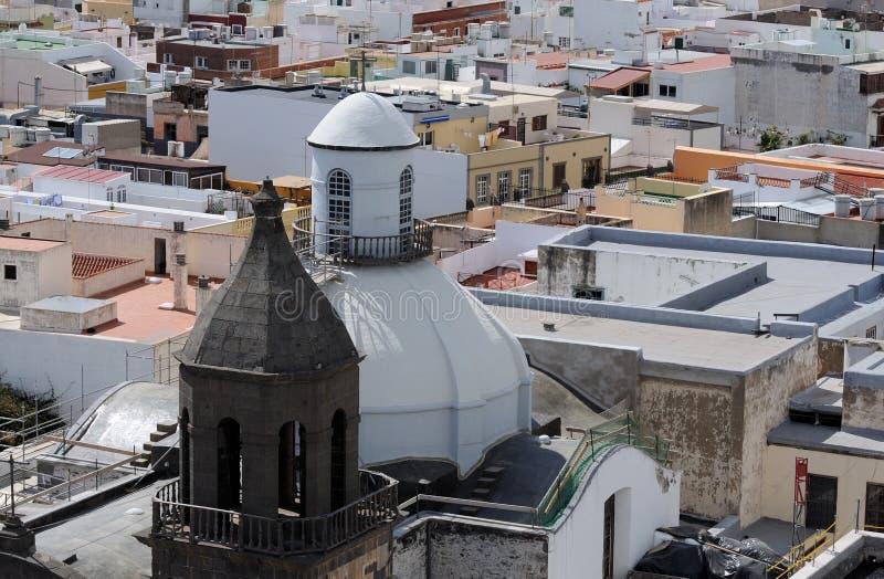 canaria de gran Λας Πάλμας στοκ εικόνες με δικαίωμα ελεύθερης χρήσης