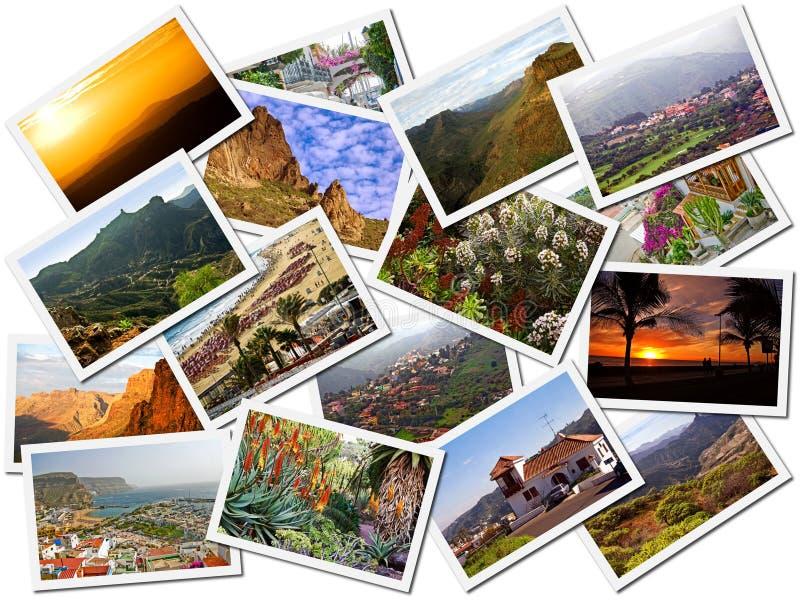 canaria gran照片旅行 库存图片