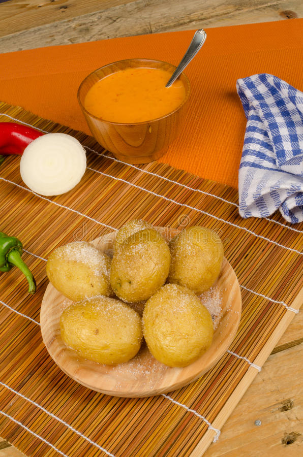 Download Canarian cuisine stock photo. Image of food, portion - 33155102
