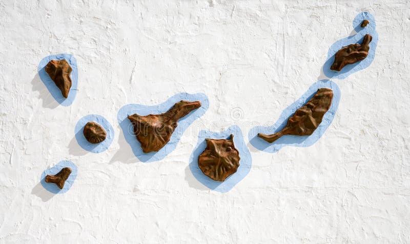 Canarische Eilanden stock afbeeldingen