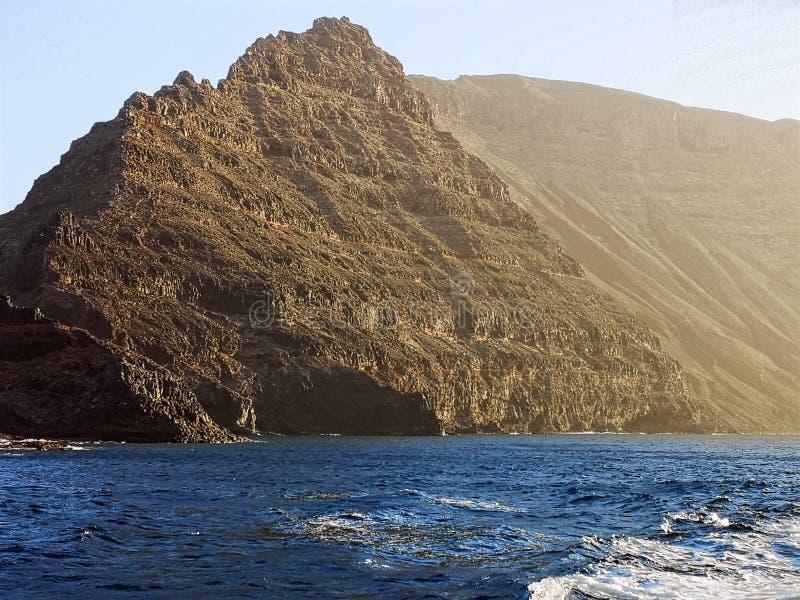 Canarische Eilanden, Lanzarote stock foto's