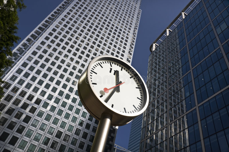 Download Canary Wharf - Docklands In London Stock Photo - Image: 6549598
