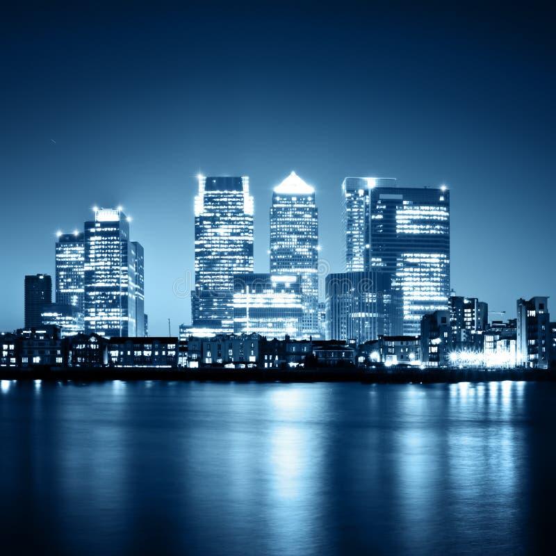 Canary Wharf, London royalty free stock image