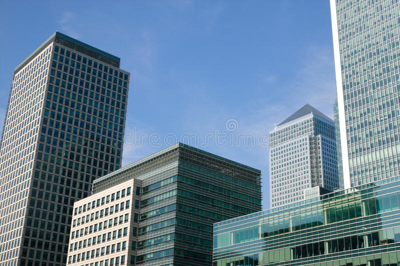 Download Canary Wharf In London's Docklands Royalty Free Stock Image - Image: 12147846