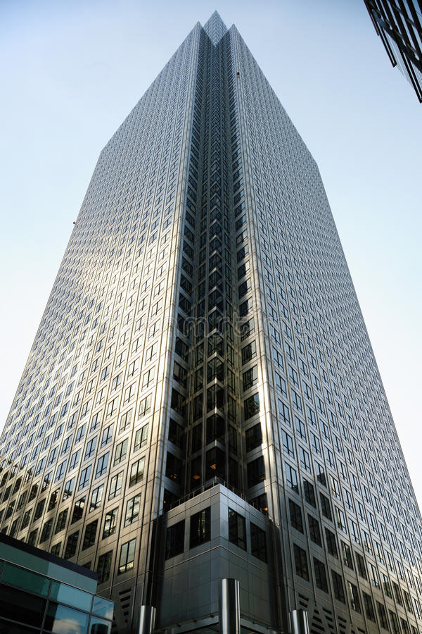 Download Canary Wharf Tower London England UK Stock Image - Image: 9629455