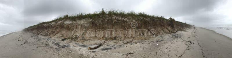 Canaveral Krajowy Seashore U S National Park Service zdjęcia stock