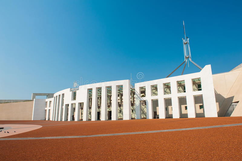 Canberra photographie stock