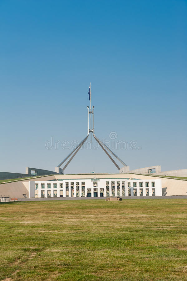 Canberra image stock