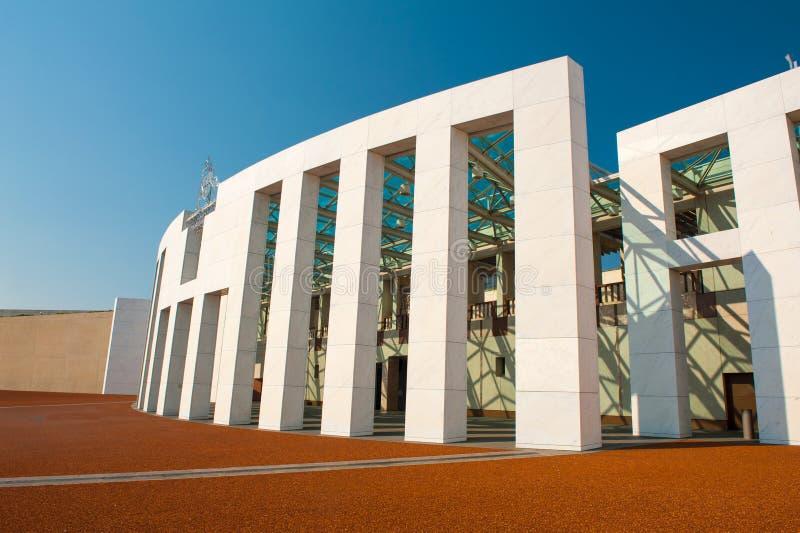 Canberra lizenzfreies stockfoto
