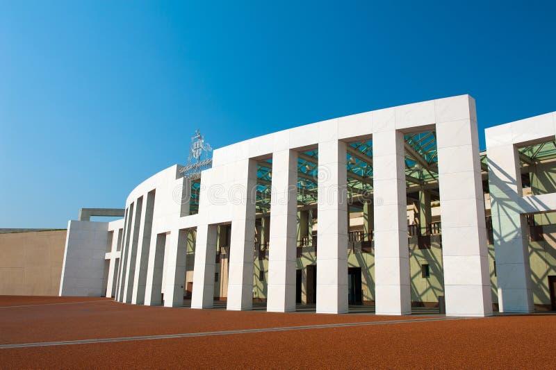 Canberra foto de archivo libre de regalías