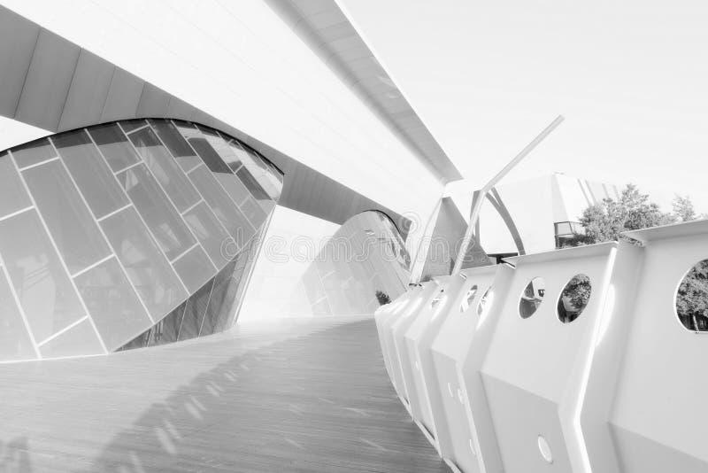 Canberra-Architektur-Kunst stockfoto