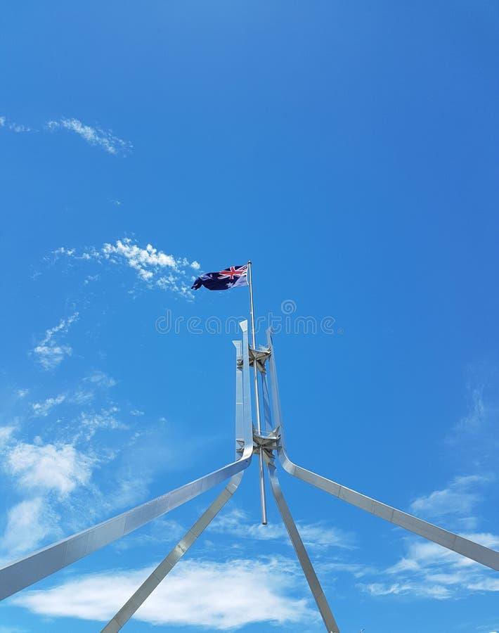 canberra domu parlamentu zdjęcie royalty free