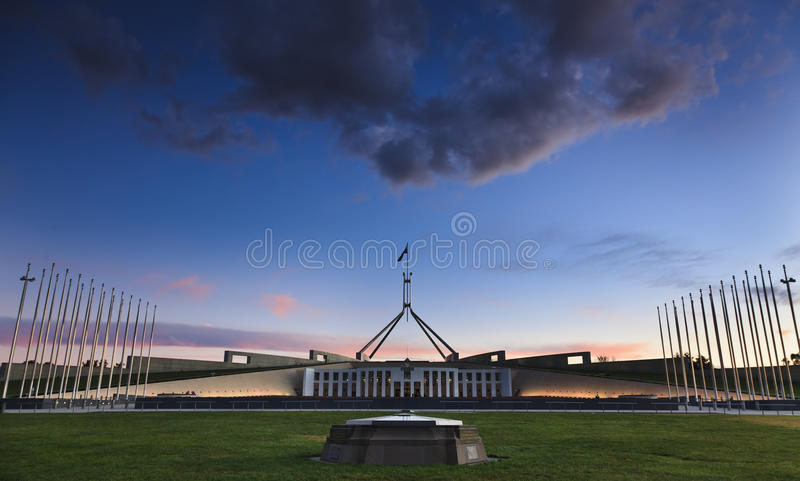 Download Canberra Parl 02 Stock Photo - Image: 24876830