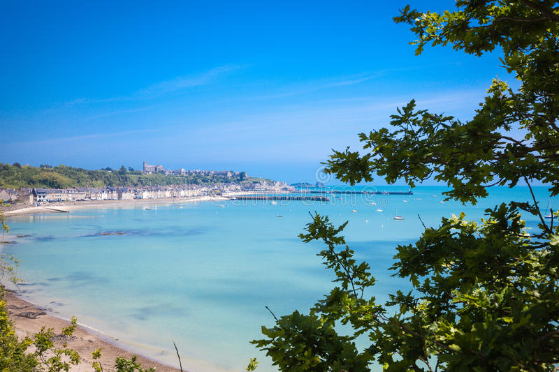 Cancale Brittany France photo libre de droits