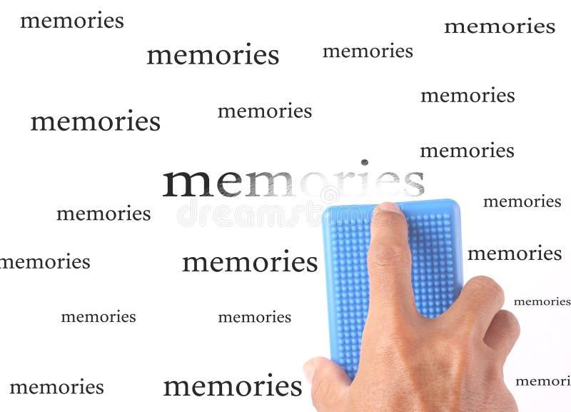 Cancelli le memorie fotografia stock