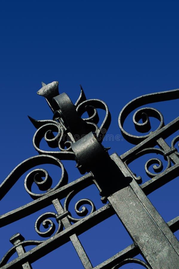 Cancello [04]   immagine stock libera da diritti