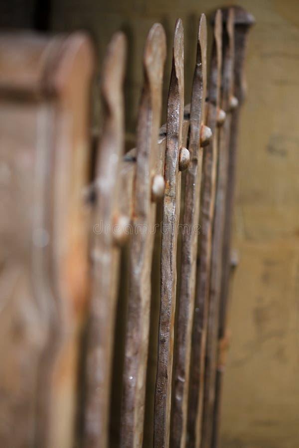 Cancello Immagini Stock Libere da Diritti