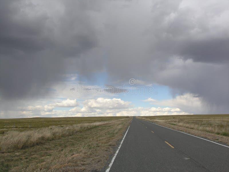 Cancello del cielo fotografia stock libera da diritti