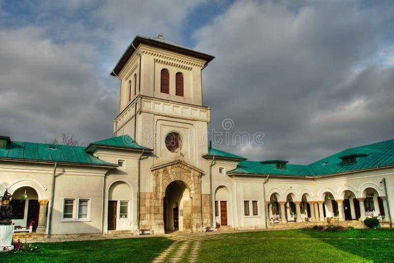 Cancello del monastero fotografia stock