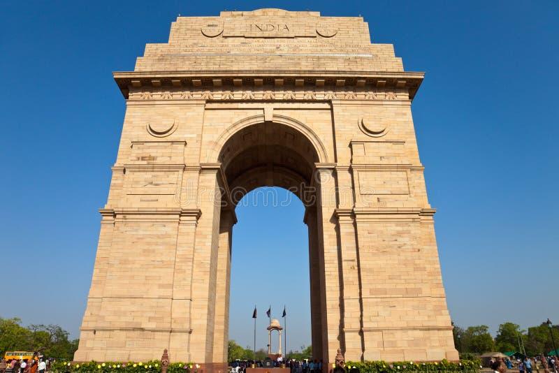 Cancello dell'India fotografia stock