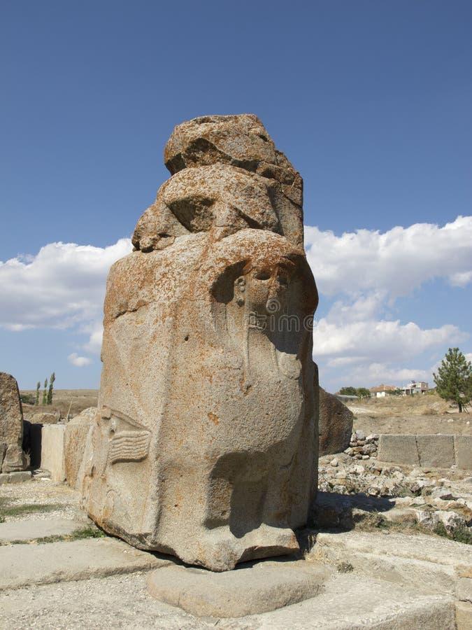 Cancello dello Sphinx immagini stock libere da diritti