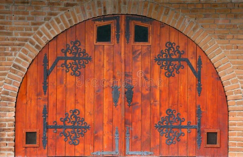Cancello medioevale immagine stock libera da diritti