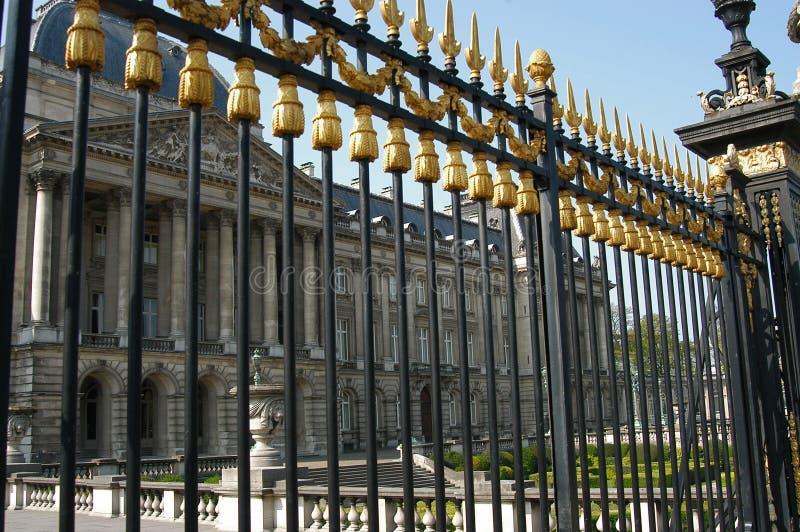 Cancello Reale Immagini Stock