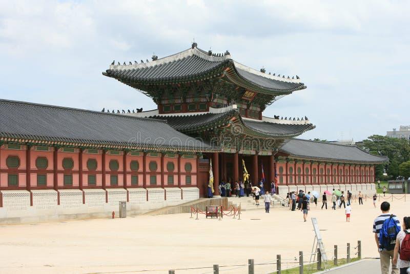 Cancello Seoul Corea di Heungryemun immagini stock libere da diritti