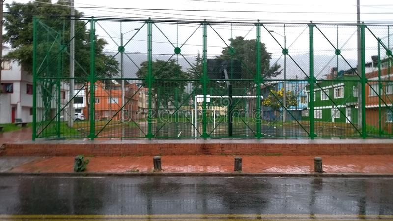 Cancha photo libre de droits