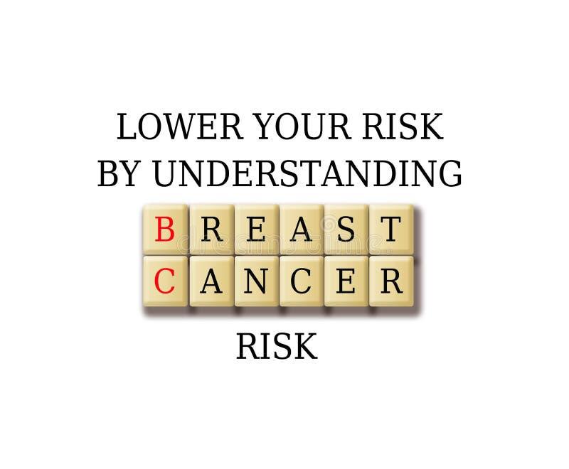 Cancro al seno immagini stock libere da diritti