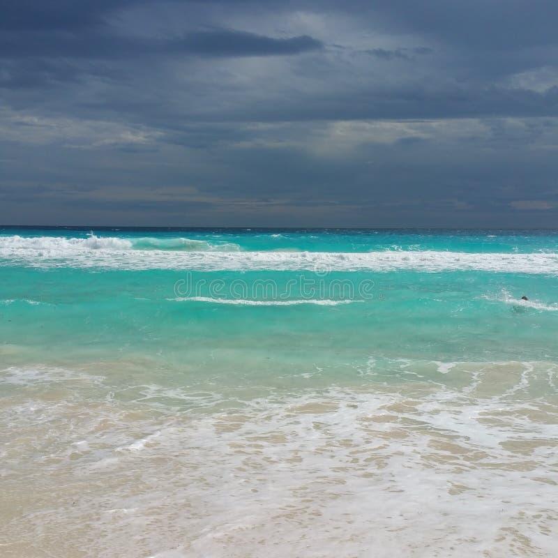 cancun Мексика стоковая фотография