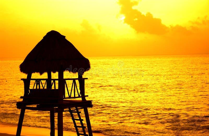Cancun stock image
