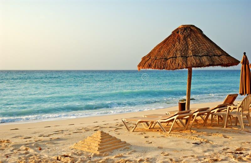Cancun stock afbeelding