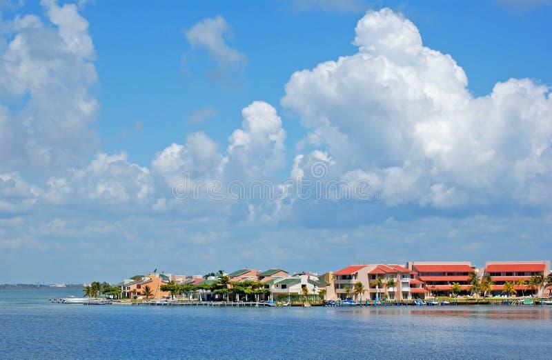 Cancun imagem de stock