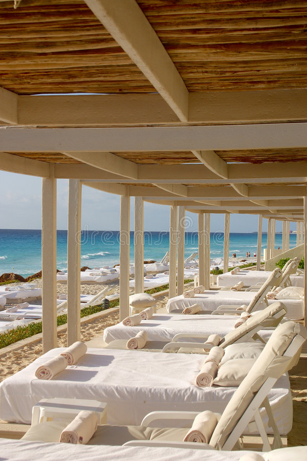 Cancun royalty-vrije stock foto's