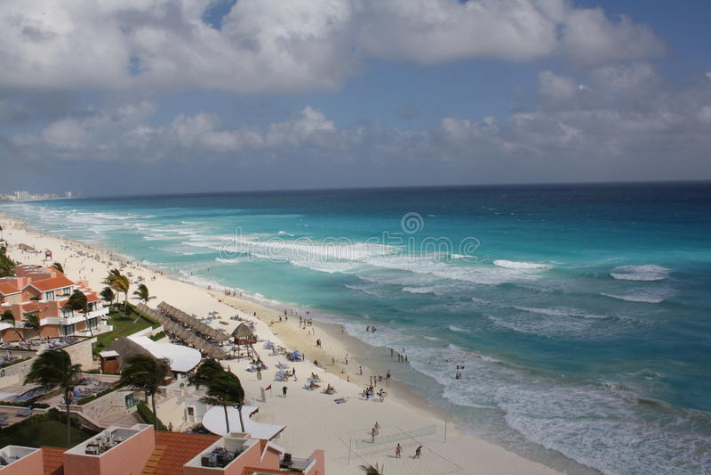 cancun zdjęcie stock