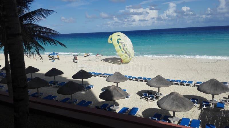 cancun lizenzfreies stockbild