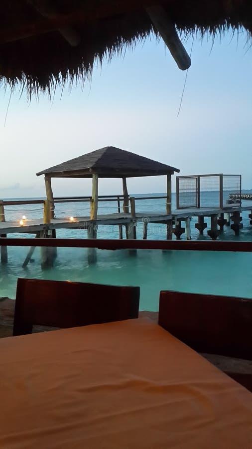 cancun foto de archivo libre de regalías