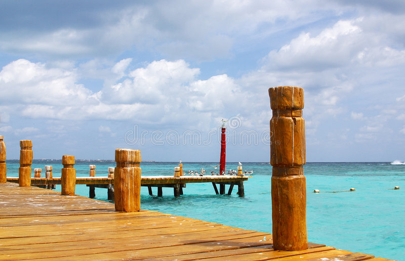 cancun obrazy royalty free