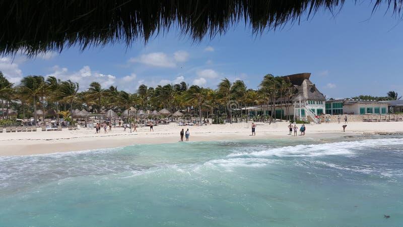 Cancun México foto de archivo