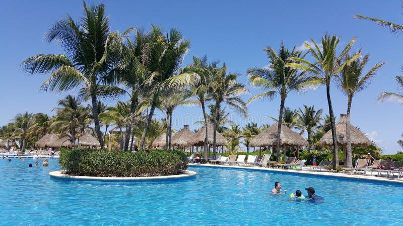 Cancun México imágenes de archivo libres de regalías