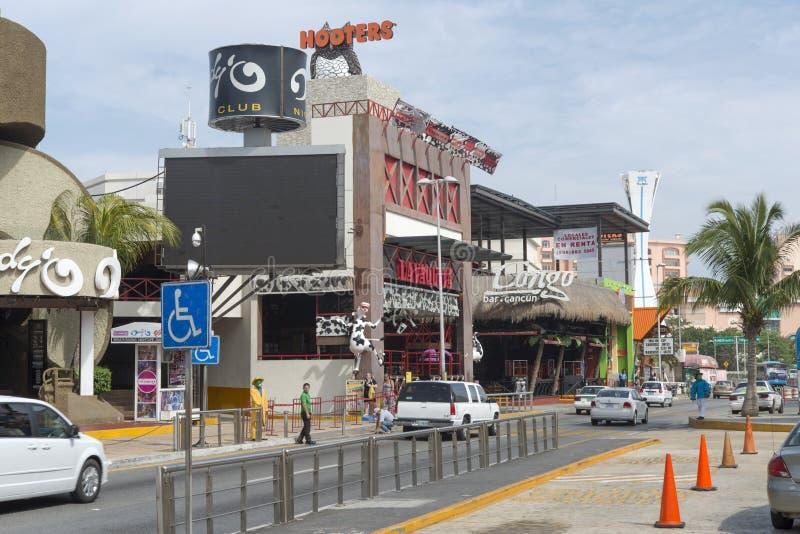 Cancun, Maxico стоковое изображение rf