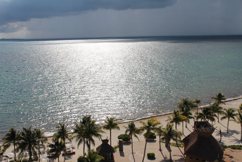 Cancun Messico immagine stock