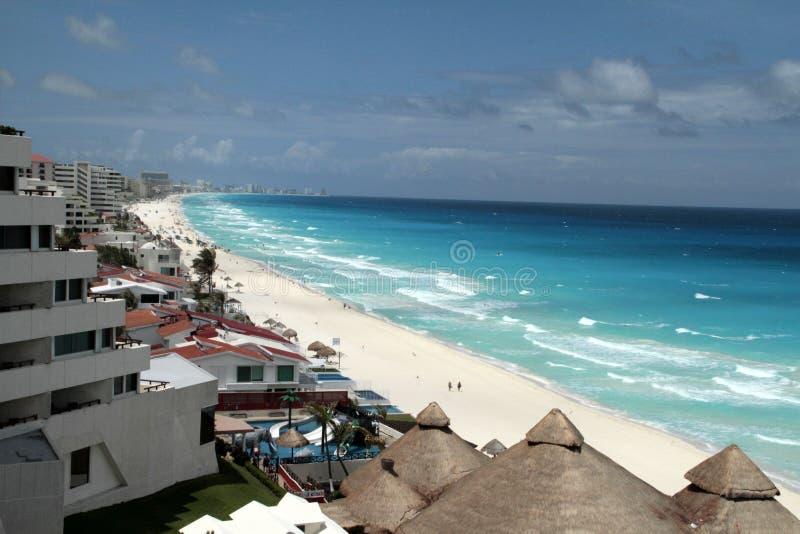 Cancun Mexico stock afbeeldingen