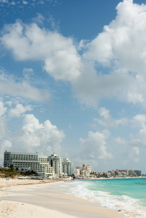 Cancun, Mexiko lizenzfreie stockfotos