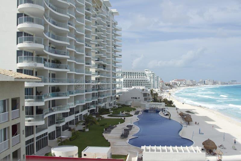 Cancun, Mexique image libre de droits