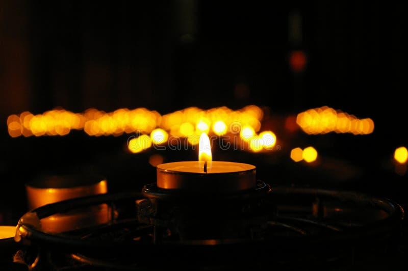 candel στοκ φωτογραφία