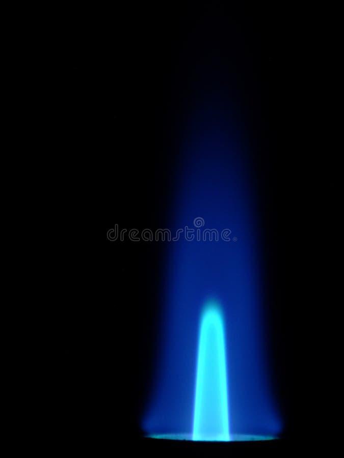Candela del gas fotografia stock libera da diritti