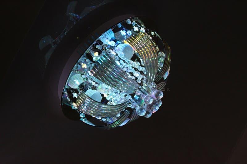 Candelabro com luz não ofuscante 2 fotografia de stock royalty free